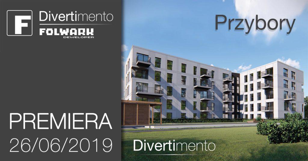 Premiera nowego budynku Divertimento już 26 czerwca!