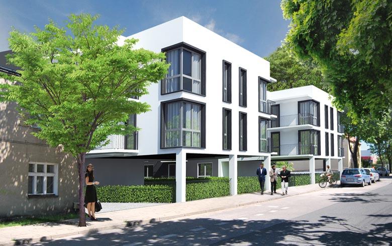 Nowy dom Folwarku powstaje przy ul. Bełzy 21-23