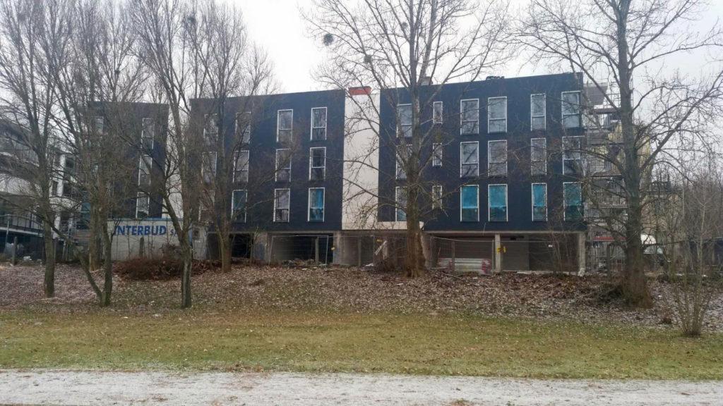 Budowa Osiedla Karo przy ul. Bełzy 21-23 wchodzi w ostatnią fazę przed zakończeniem