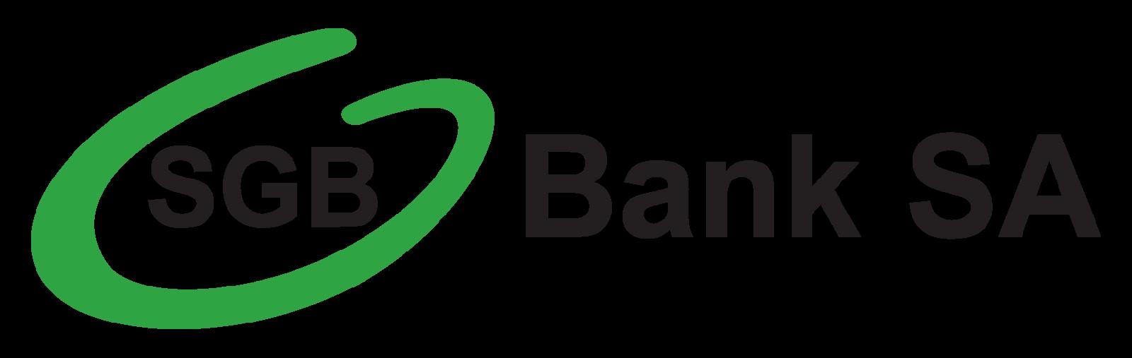 logotyp SGB Bank SA