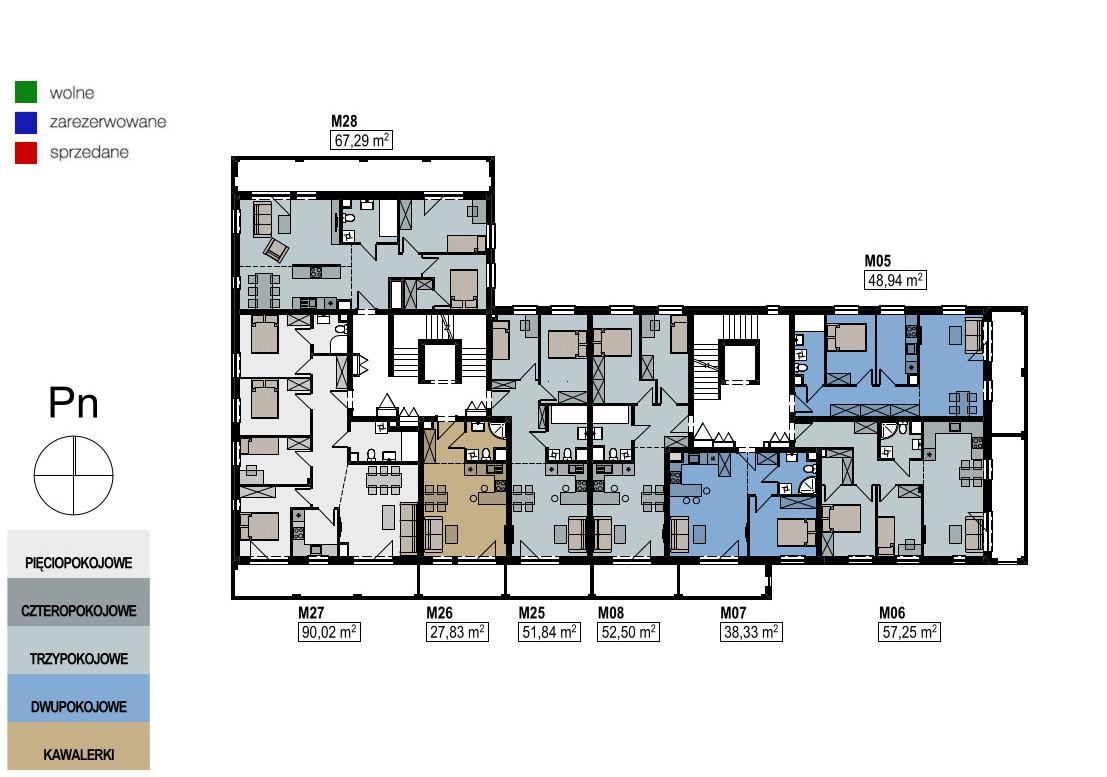 ILUZJON – 2 piętro